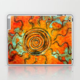 Southwest Sun Burst Laptop & iPad Skin
