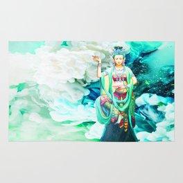 The Goddess of Mercy Rug