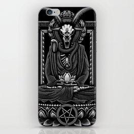 Baphomet Inner Peace iPhone Skin