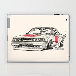 Crazy Car Art 0176 Laptop & iPad Skin