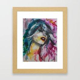 THE GIRLS 2of3 Framed Art Print