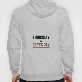 Grey's Day Hoody