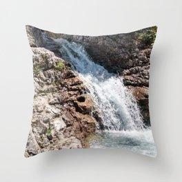 Buller Falls Throw Pillow
