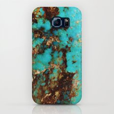 Turquoise I Slim Case Galaxy S8