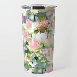 Lotus bloom Travel Mug