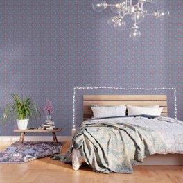 Matryoshka Blue Wallpaper