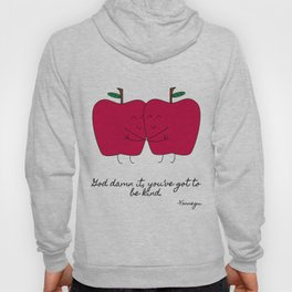 Kind Apples (or An Ode To My Imaginary Boyfriend) Hoody