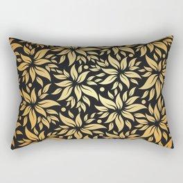 Gold Era Rectangular Pillow