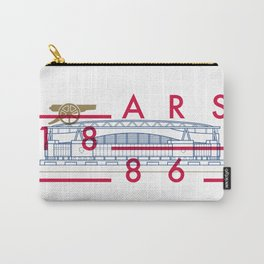 Emirates - Arsenal - Typoline Stadiums Carry-All Pouch