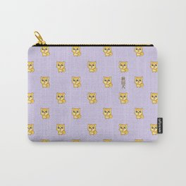 Hachikō, the legendary dog pattern Carry-All Pouch