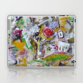 Drunk with Ouspensky Laptop & iPad Skin