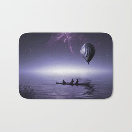 Drifting Away Bath Mat