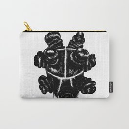 Bantu Knot By Sight Carry-All Pouch