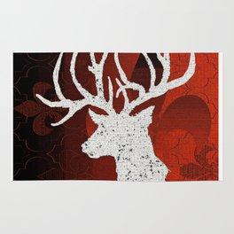 Reindeer Rug