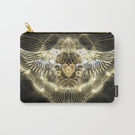 Gold Wings Carry-All Pouch