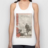 blade runner Tank Tops featuring Blade Runner by JAGraphic