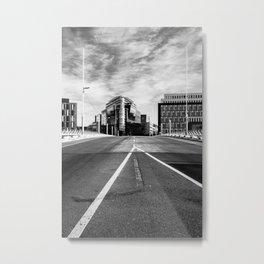 DECEPTIVE CALM / Berlin, Germany Metal Print