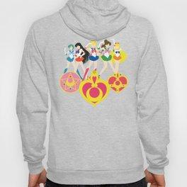 Sailor Soldiers Hoody