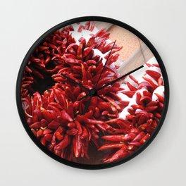 santa fe, nm Wall Clock