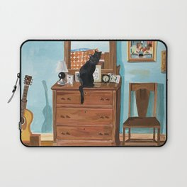 When the Cats are Home Alone Laptop Sleeve