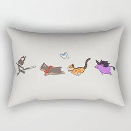 Minion March 1 Rectangular Pillow
