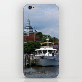 Annapolis Harbor iPhone Skin