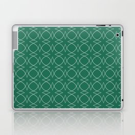 Interlocking Diamonds Laptop & iPad Skin