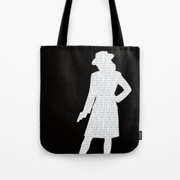 Agent Carter Tote Bag