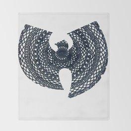 Crochet Wu Throw Blanket
