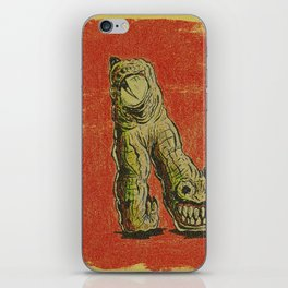 Monster M iPhone Skin