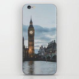 London, United Kingdom II iPhone Skin