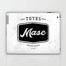 Totes Masc - Vintage Laptop & iPad Skin