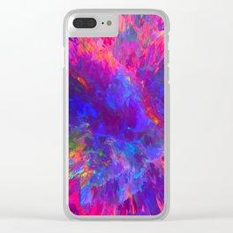 Dreamworld Clear iPhone Case