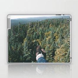 Hiking Boots Laptop & iPad Skin