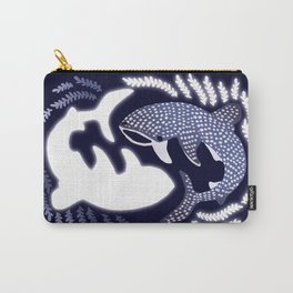Rhincodon typus Carry-All Pouch