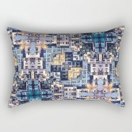 Community of Cubicles Rectangular Pillow