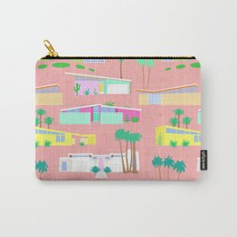 Palm Springs Houses Carry-All Pouch
