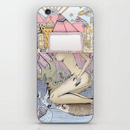 City Artwork iPhone Skin