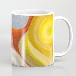 Cadmium Wave Coffee Mug