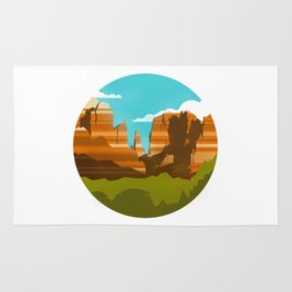 Canyons Rug