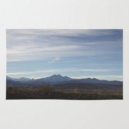 Longs Peak Rug