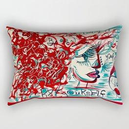 aLl oF mEeE... Rectangular Pillow