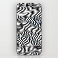 Ocean of Lines iPhone & iPod Skin