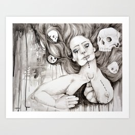 Knowledge Art Print