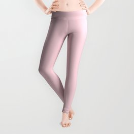 pretty peach pink Leggings