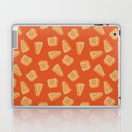 Grilled Cheese Print Laptop & iPad Skin