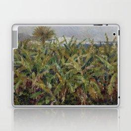 """Auguste Renoir """"Field of Banana Trees"""" Laptop & iPad Skin"""