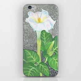Datura2 iPhone Skin