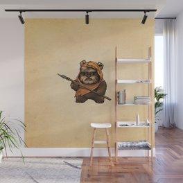 wookiee Wall Mural