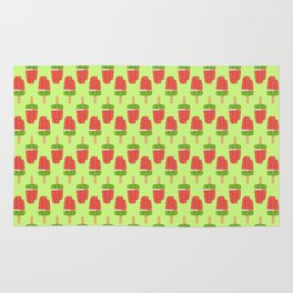 It's Summer Time Popsicle Rug